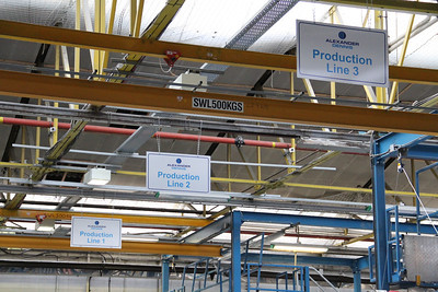 Alexander Dennis Visit_16 Production Line Sep 13