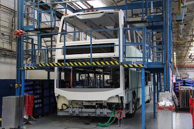 Alexander Dennis Visit_27 Production Line Sep 13