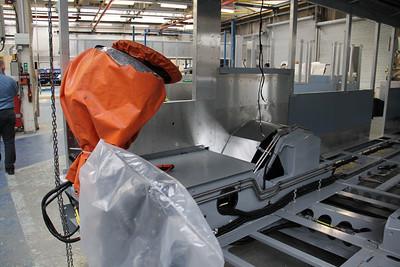 Alexander Dennis Visit_03 Production Line Sep 13