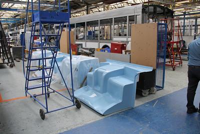 Alexander Dennis Visit_04 Production Line Sep 13