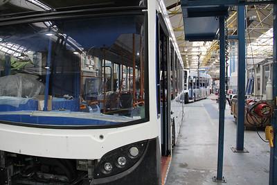 Alexander Dennis Visit_24 Production Line Sep 13