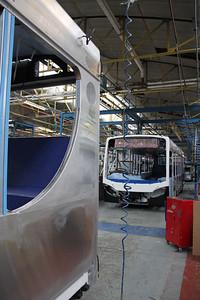 Alexander Dennis Visit_20 Production Line Sep 13