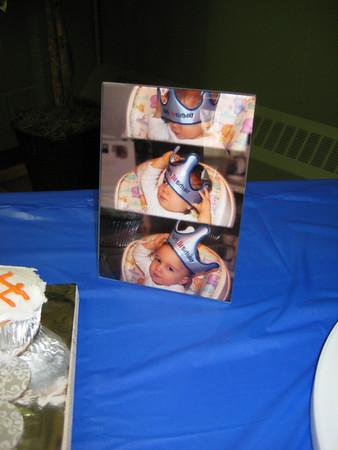 Alex's First Birthday
