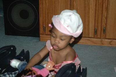 Arianna Ty Kinard. June 2005.