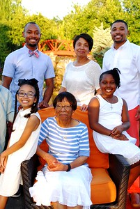 Alexander (Kinard) Family