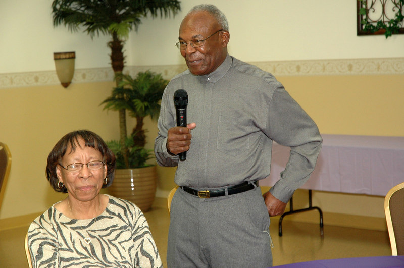 Daddy Graze 110 yr of Blessing April 10, 2006.