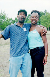 Richard Mathews and Crystal Carter