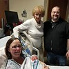 Proud Parents and Great Grandma