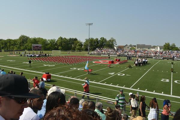 Alexandra H.S. Graduation Day 5-28-16
