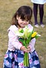 Pretty Girl Pretty Flowers - 4