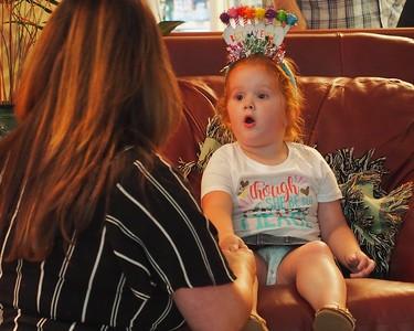 Alexandra's 3rd Birthday
