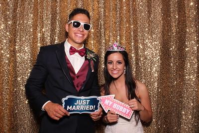 Alexandria & Brett's Wedding pics