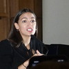 Alexandria Ocasio-Cortez at Democracy Summer Rally in Silver Spring, MD
