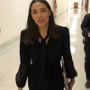 Alexandria Ocasio-Cortez In House Office Building