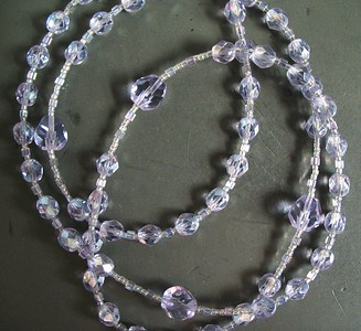 color-changing alexandrite rosary