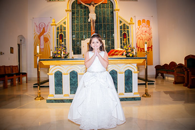Alexa's Communion