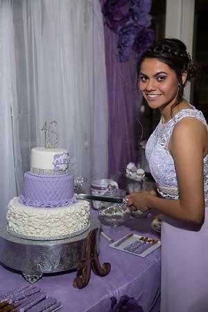 Alexis' Sweet 16