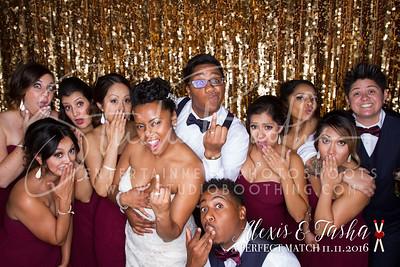 Alexis and Tasha's Wedding!
