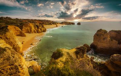 The Algarve. Portugal.