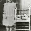 F0949 <br /> Een foto van Jootje Couvée (13 november 1911 – 7 april 1917).
