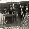 F4508<br /> Bevrijdingsoptocht. Foto: 1945.<br /> Dhr. Dijkstra zou op de foto moeten staan.