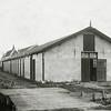 F0829 <br /> Collectie Oudshoorn 072: Varkensmesterij te Terweegen, voorheen Gebr. de Graaff, gelegen aan Hoofdstraat-zuid. Tegenover G. Zandbergen-Terwegen. <br /> Foto: vóór 1921.