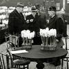 F3407<br /> Een hyacinthententoonstelling in Bloemlust. Foto: 1938