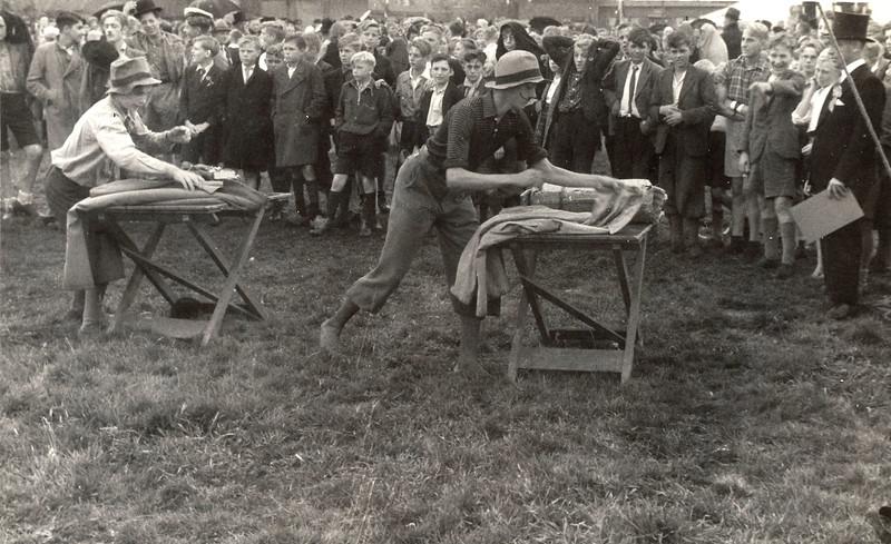 F4502<br /> Bevrijdingsfeest. Foto: 1945