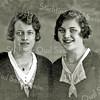 F2643<br />  Marie van Wieringen en mej. H.T.M. Kaptijn.