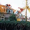 F4259a<br /> <br /> De sloop van de achterzijde van de panden Kerklaan 25 en 27. Foto: januari 2003.