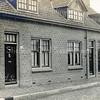 F3345<br /> De westzijde van de Westerstraat. Nu staat op deze plaats het Gildehof. Foto: jaren '20.