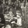 F4500<br /> Bevrijdingsfeest. Foto: 1945