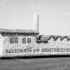 F3547<br /> Bloemencorso 1949, een wagen van de gemeente Sassenheim.