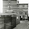 F1367a <br /> De r.-k. jongensschool St. Antonius aan de Hoofdstraat - voorheen St. Pancratiusschool. Deze school is in 1984 afgebroken. De heren J. Matze en M. Post zijn van 1903 tot 1956 achtereenvolgens schoolhoofd geweest. In 1950 werd de St. Antoniusschool opgericht, met F. Beckers als hoofd. Deze werd later opgevolgd door A. Merks en later H. v.d. Meer. De school heeft gestaan op de plaats waar nu de Keerweerlaan is.