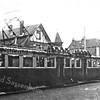F3767<br /> De eerste elektrische tram door Sassenheim richting Leiden, ter hoogte van de Bernardus. De tram is versierd. <br /> Achter de tram rechts is huize Transforma te zien.<br /> Foto: 30 december 1932.