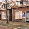 F2548<br /> De Oranjebuurt met een aantal wisselwoningen i.v.m. de nieuwbouw. Foto: 2003.