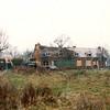 F4382<br /> De sloop van woningen aan de Jacoba van Beierenlaan/Westerstraat in december 1993. Op deze plaats is later het appartementencomplex 'Gildehof' gebouwd.<br /> De foto is genomen richting Westerstraat zuid.