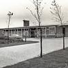 F3822<br /> Dit gebouw staat tegenover de Bernardus. Het is de werkplaats voor minder-validen. Deze werkplaats is in de jaren zestig verhuisd naar het gebouw van de 'School met den Bijbel'.
