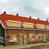 F2041<br /> De sloop van de huizen in de Oranjebuurt. Foto: 2006