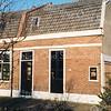 F0499b <br /> Het achterste deel van het huis van de dames Reeuwijk aan Hoofdstraat 152. Zie opmerkingen bij F0499a. Foto: 1999.