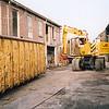 F4264<br /> <br /> De sloop van Aardewerkfabriek 'Velsen'  aan de Kerklaan. Foto: 2002