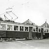 F3768<br /> De Blauwe tram (de A-600 serie) ter hoogte van Sassenheim Noord. Datum: 26 September 1948