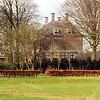 F1119 <br /> Het Oude Koningshuys aan de Wilhelminalaan van opzij gezien. Links door de bomen is het huis van dokter Moerman jr. te zien (zie ook foto F1117a). Foto: 2006.