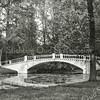 F3838<br /> De Noorderbrug in het park van Huis ter Wegen, anno 1842