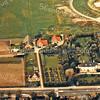 F2957<br /> Luchtfoto van Sassenheim ter hoogte van de Wasbeekerlaan.