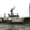 """F2048<br /> Het s.s. SASSENHEIM is in 1917 gebouwd op de werf 'Gusto' v/h A.F.Smulders Schiedam (Bouwnummer 501); 2158 bruto registerton en kon 3250 ton aan lading meenemen en voer voor Rotterdamse reder 'Van Uden'. De lengte was 81.99m, de breedte 12.83m en een geladen diepgang was 5.52m. Er stond een stoommachine van 900 i.p.k. in met een snelheid van 9 knopen.<br /> Op 23 maart 1918 in New York door de V.S.in beslag genomen en in beheer bij de Emergency Fleet genomen. Op 1 juli 1919 in Rotterdam terug gegeven en in 1934 verkocht als """" Irtish' aan de Sovtorgflot uit Archangel.<br /> Op 4 december 1970 in Split aan gekomen om te worden gesloopt bij Brodospas."""