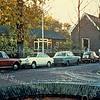 F1990<br /> De voormalige chr. kleuterschool aan de Kerklaan - reeds vele jaren verdwenen. Rechts onderaan het begin van de Bijweglaan.