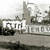 F3106<br /> Afdeling EHBO te Sassenheim. De derde persoon van links is Willem Zijerveld.