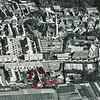 F3376<br /> Een luchtfoto van de Herv. Kerk (Dorpskerk) in het midden, de Hoofdstraat en de Westerstraat.