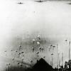 F0408 <br /> De landing van Duitse parachutisten op 10 mei 1940 bij het Bosbad in de buurt van Den Haag. Foto: 1940